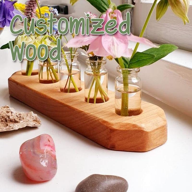 Customized Wood